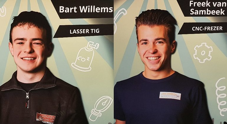 Bart en Freek de Toppers!